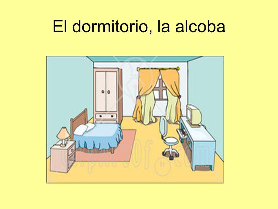 El dormitorio, la alcoba