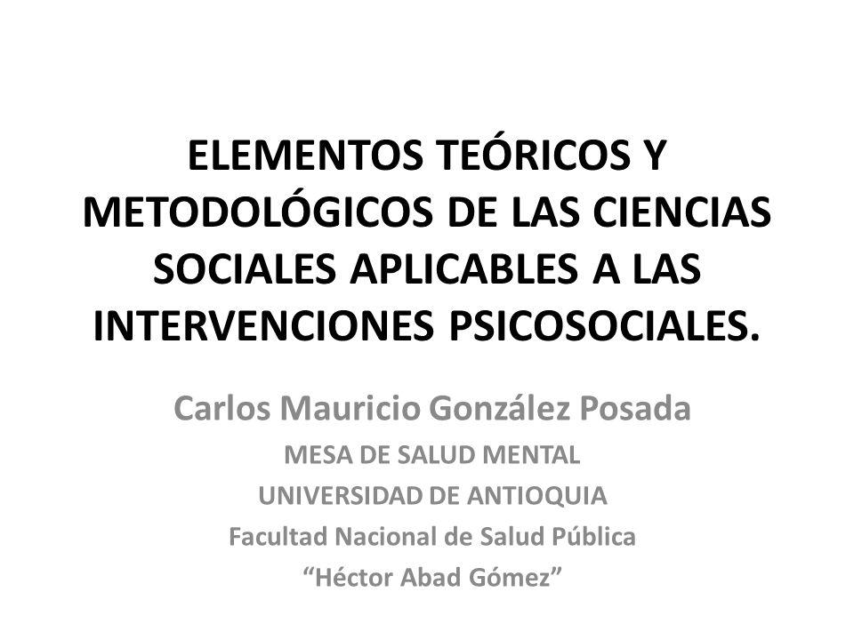Carlos Mauricio González Posada
