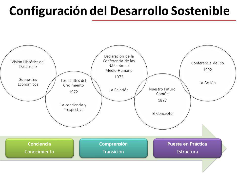 Configuración del Desarrollo Sostenible