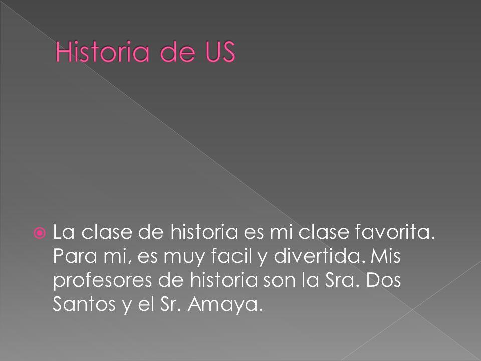 Historia de US