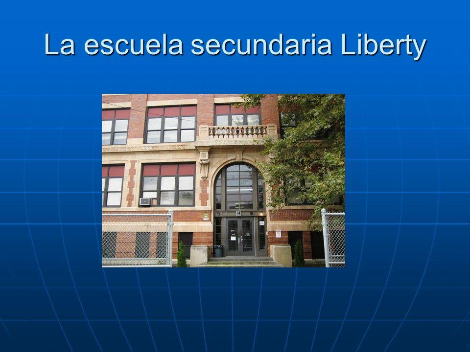 La escuela secundaria Liberty