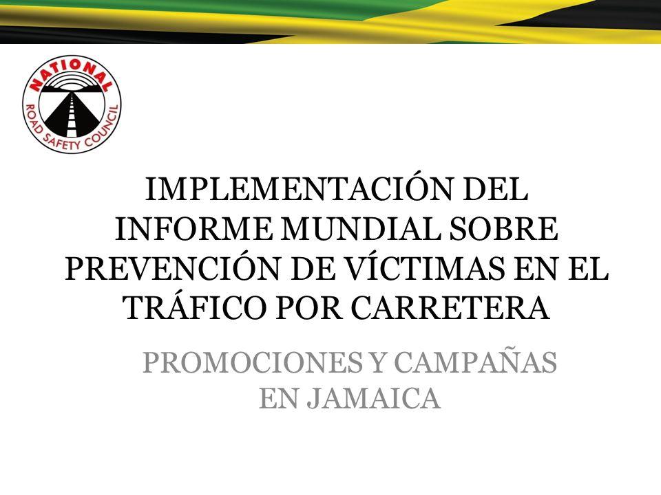 PROMOCIONES Y CAMPAÑAS EN JAMAICA