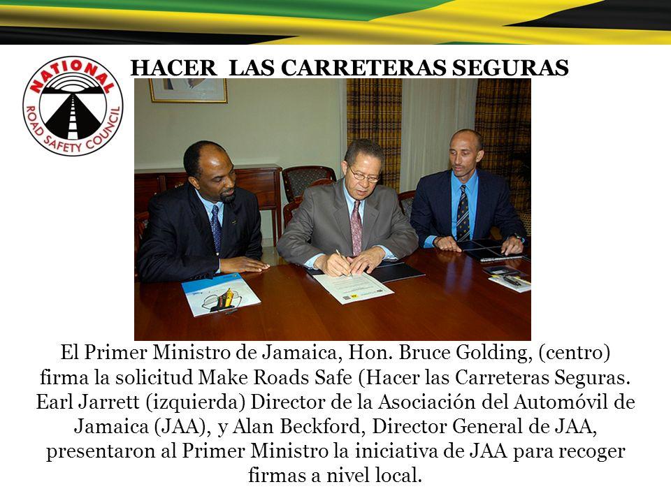 HACER LAS CARRETERAS SEGURAS