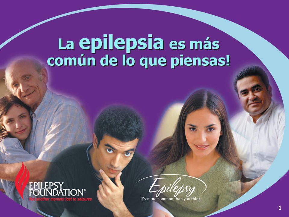 La epilepsia es más común de lo que piensas!