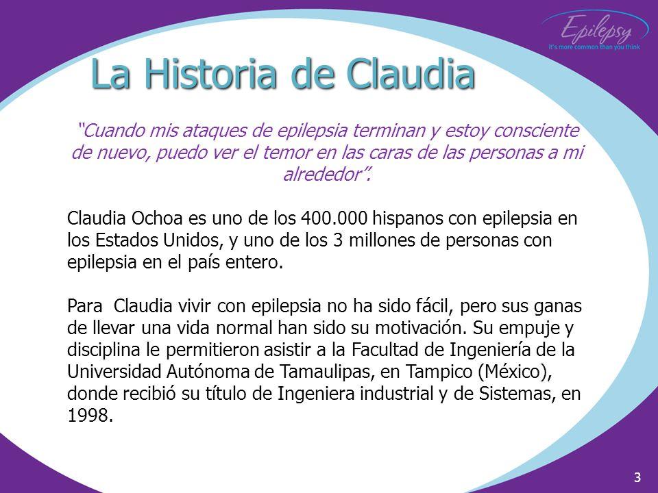 La Historia de Claudia