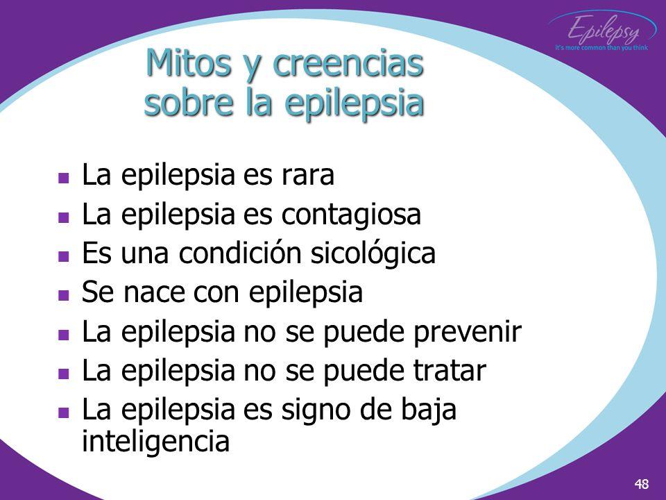 Mitos y creencias sobre la epilepsia