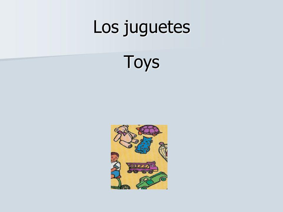Los juguetes Toys