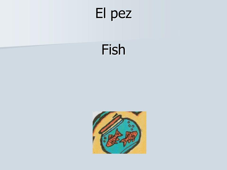 El pez Fish