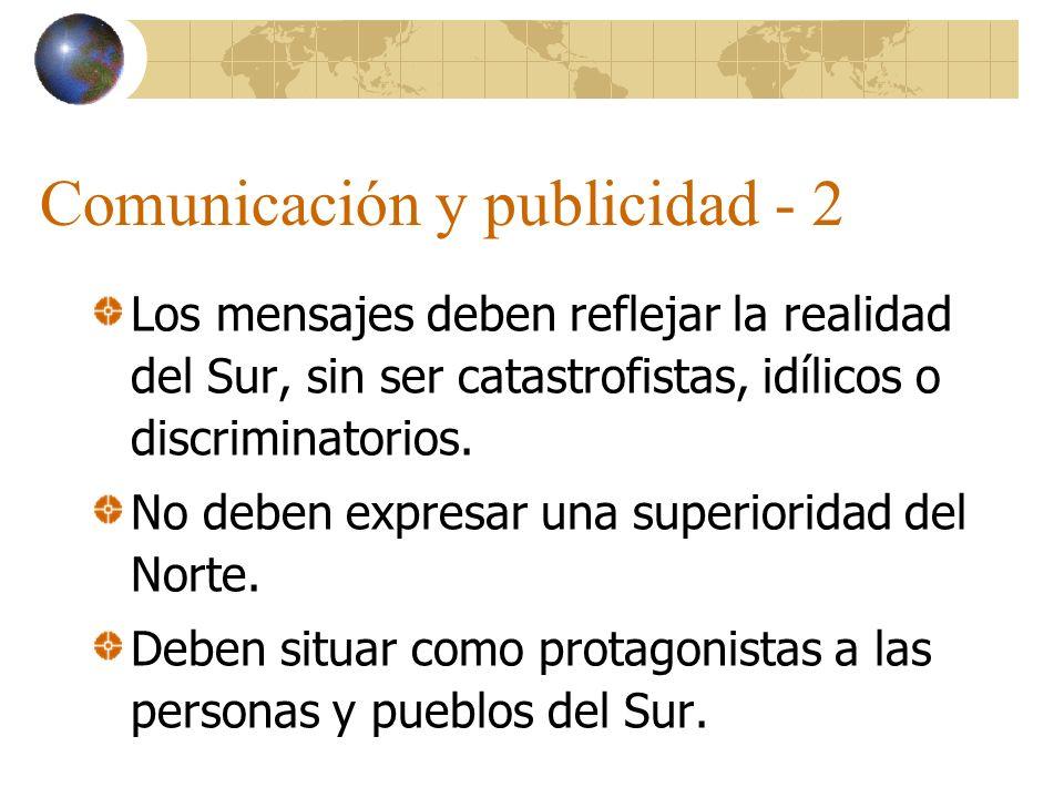 Comunicación y publicidad - 2