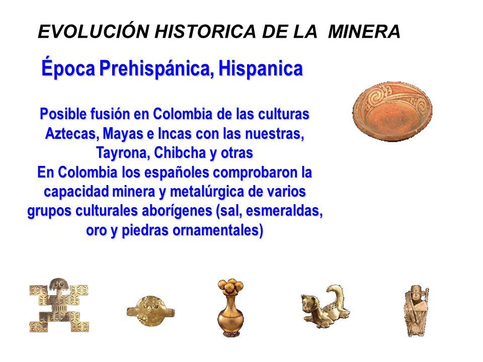 Época Prehispánica, Hispanica