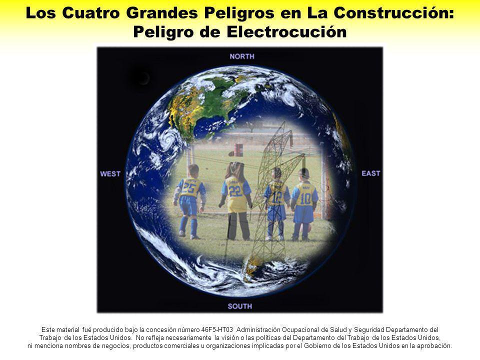 Los Cuatro Grandes Peligros en La Construcción: Peligro de Electrocución