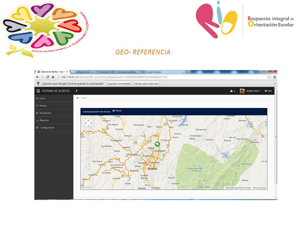 GEO- REFERENCIA