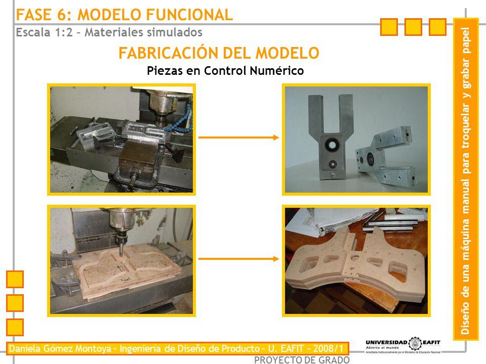 FASE 6: MODELO FUNCIONAL
