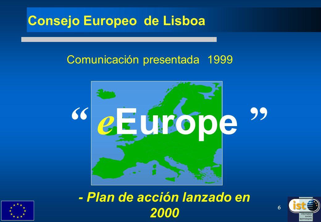 Consejo Europeo de Lisboa