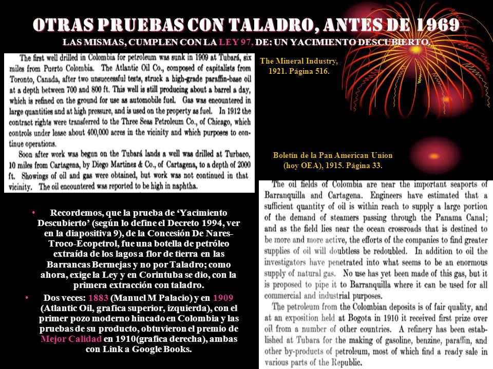Boletín de la Pan American Union
