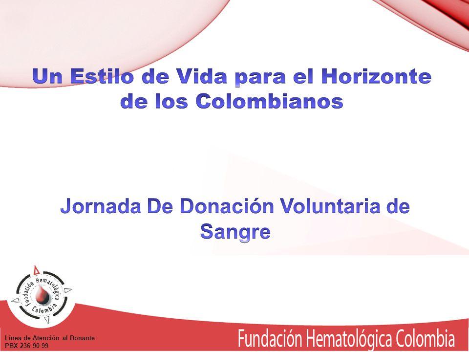 Un Estilo de Vida para el Horizonte de los Colombianos