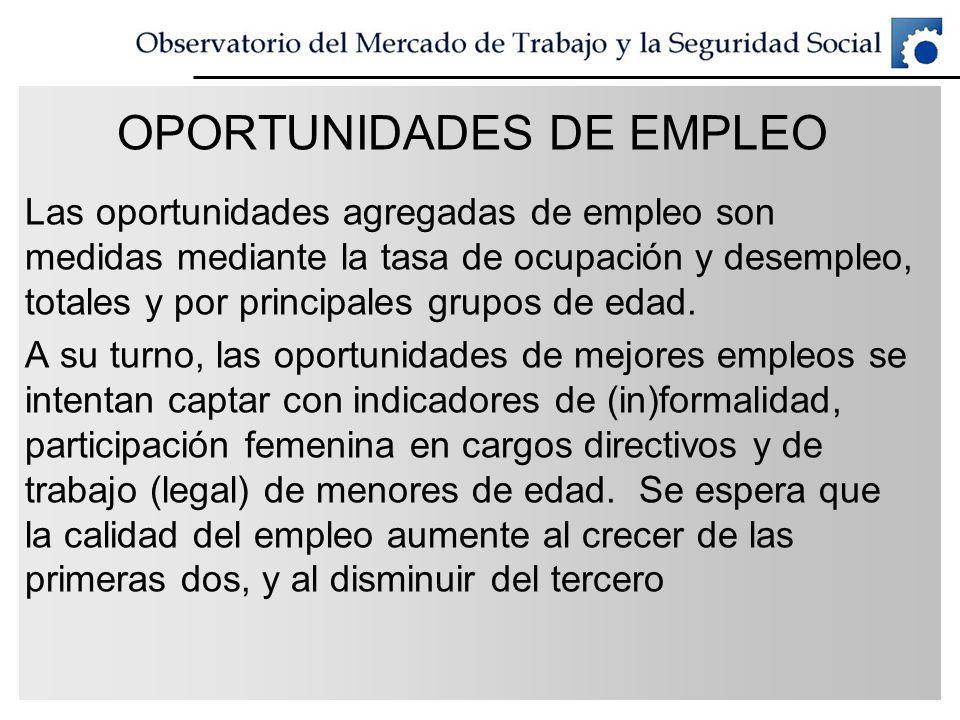 OPORTUNIDADES DE EMPLEO
