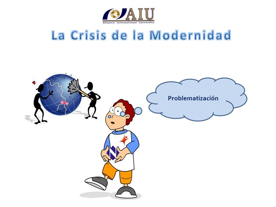 La Crisis de la Modernidad