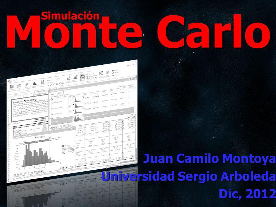 Juan Camilo Montoya Universidad Sergio Arboleda Dic, 2012