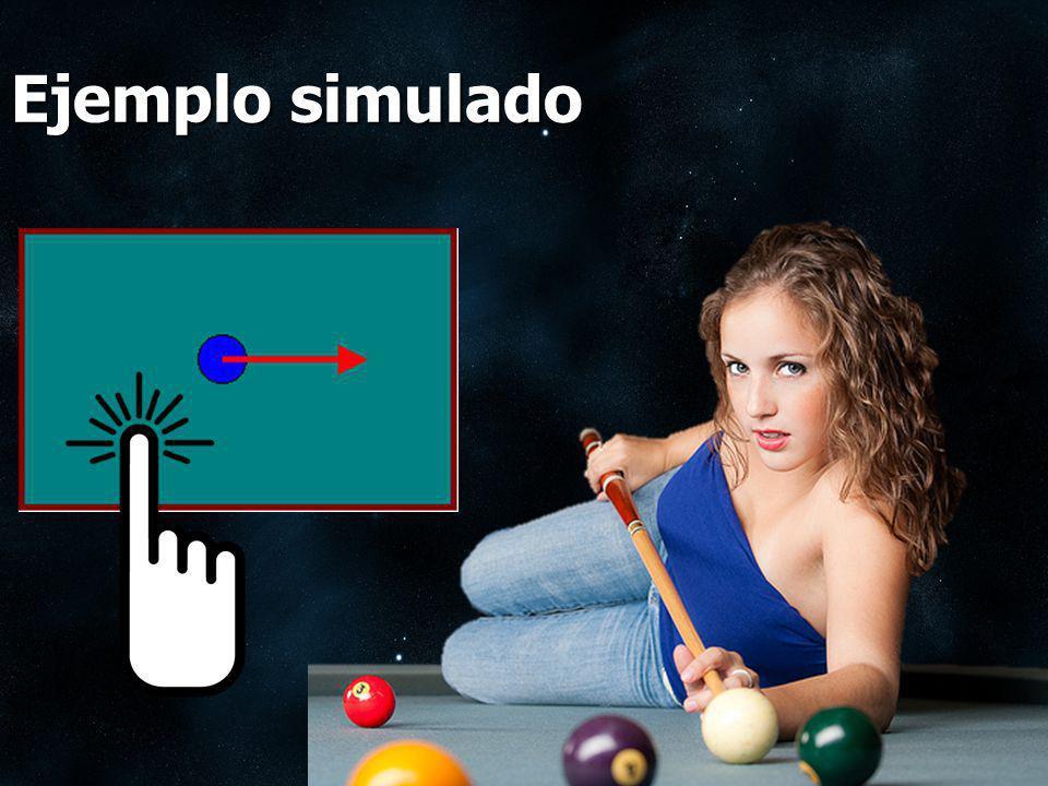 Ejemplo simulado