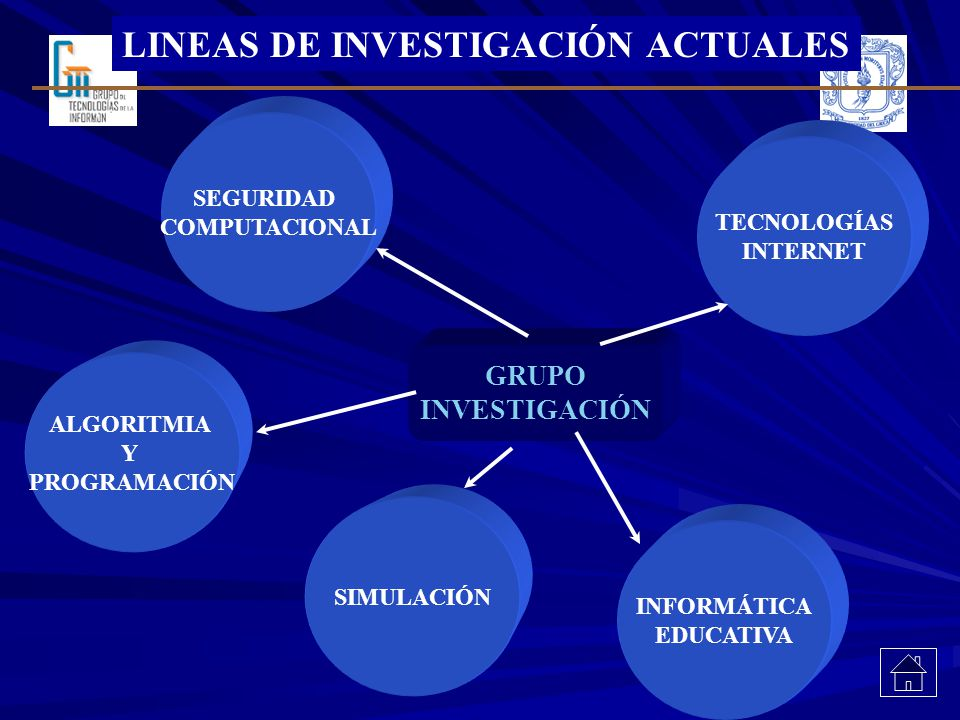LINEAS DE INVESTIGACIÓN ACTUALES