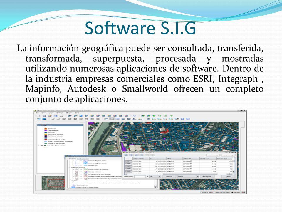 Software S.I.G