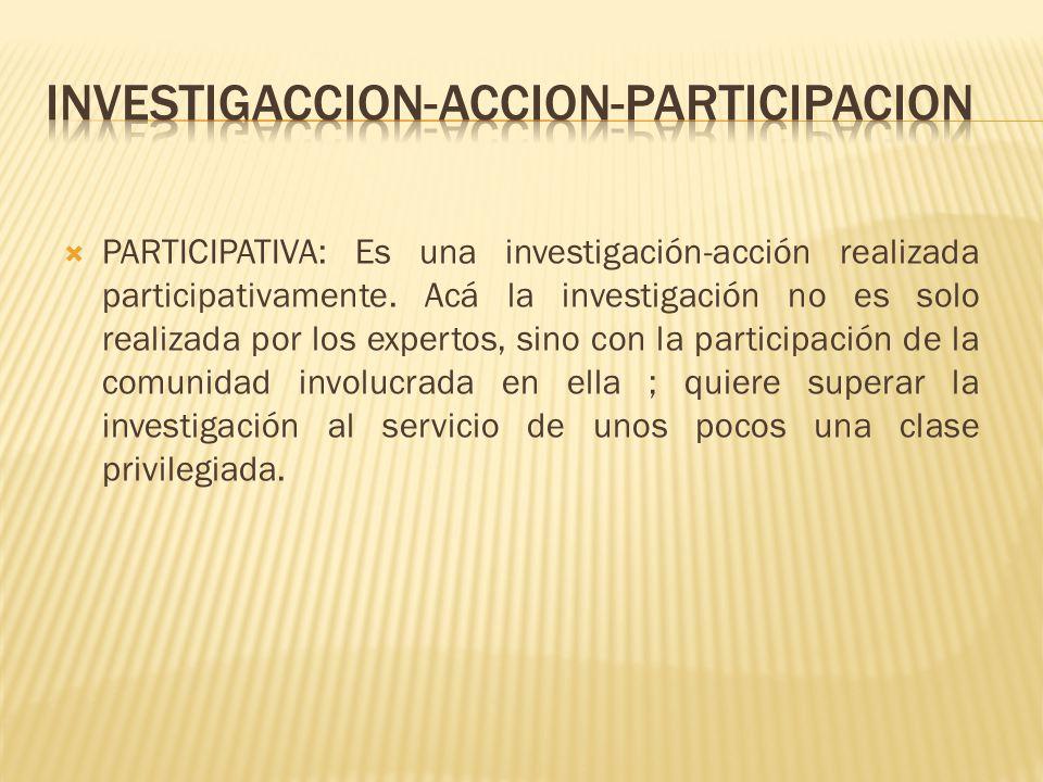 INVESTIGACCION-ACCION-PARTICIPACION