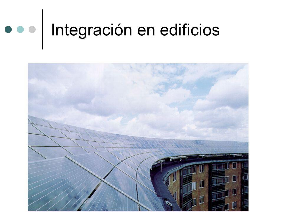 Integración en edificios