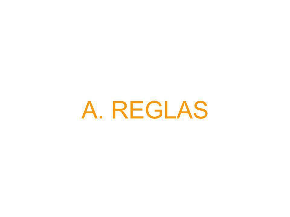 A. REGLAS 35