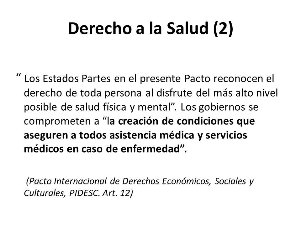Derecho a la Salud (2)