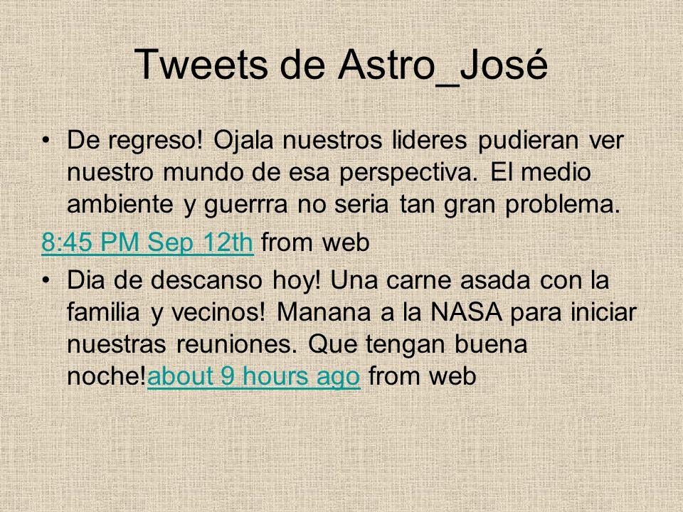 Tweets de Astro_José