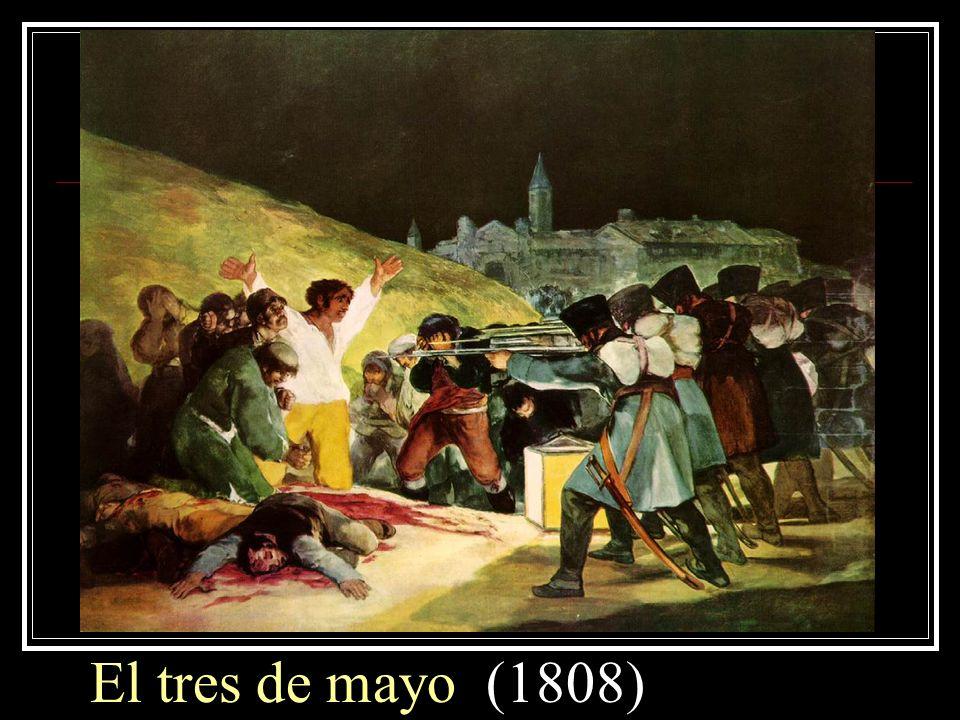 El tres de mayo (1808)