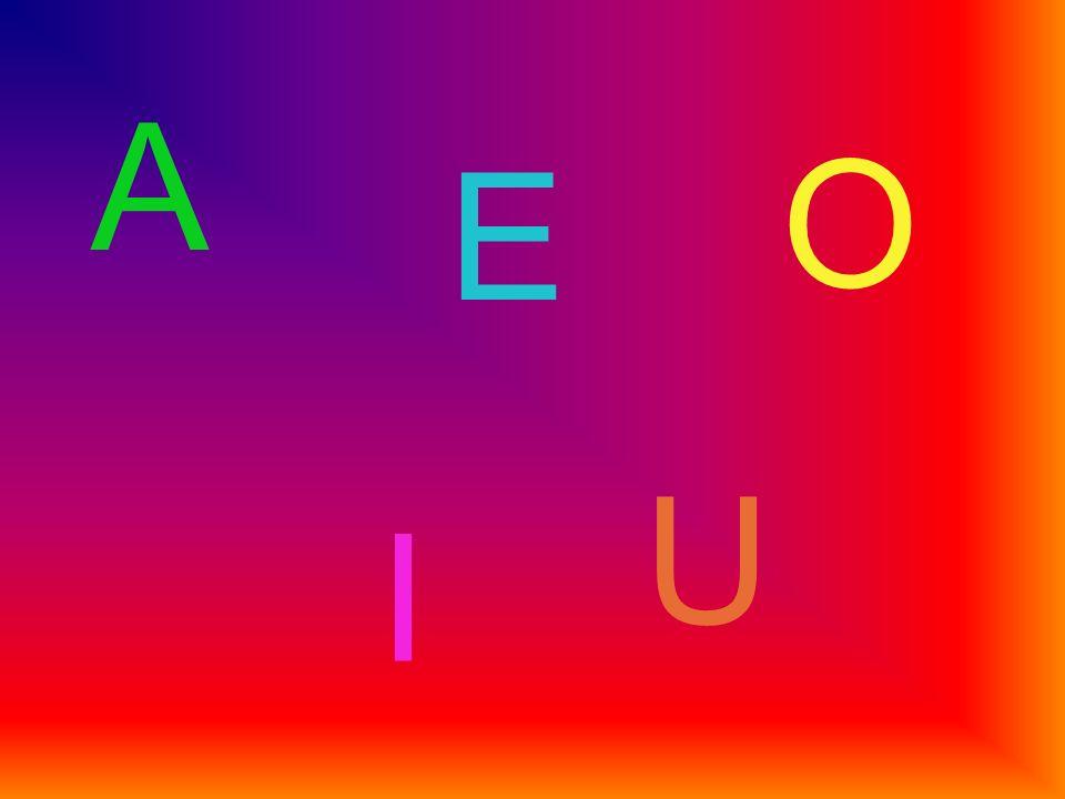 A O E U I