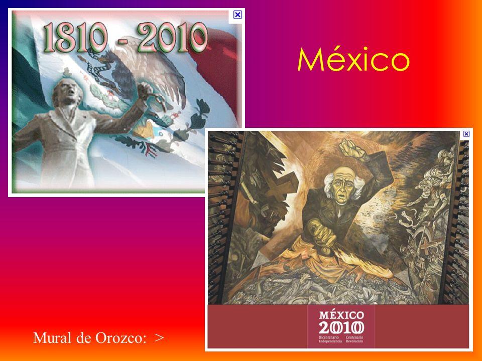 México Mural de Orozco: >