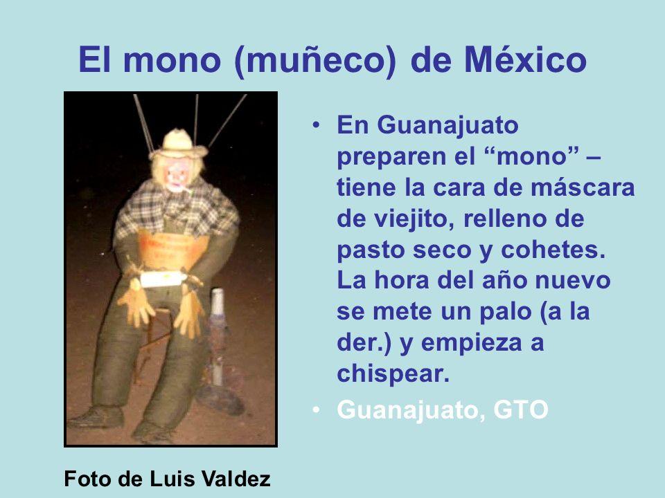 El mono (muñeco) de México