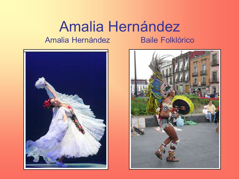 Amalia Hernández Amalia Hernández Baile Folklórico