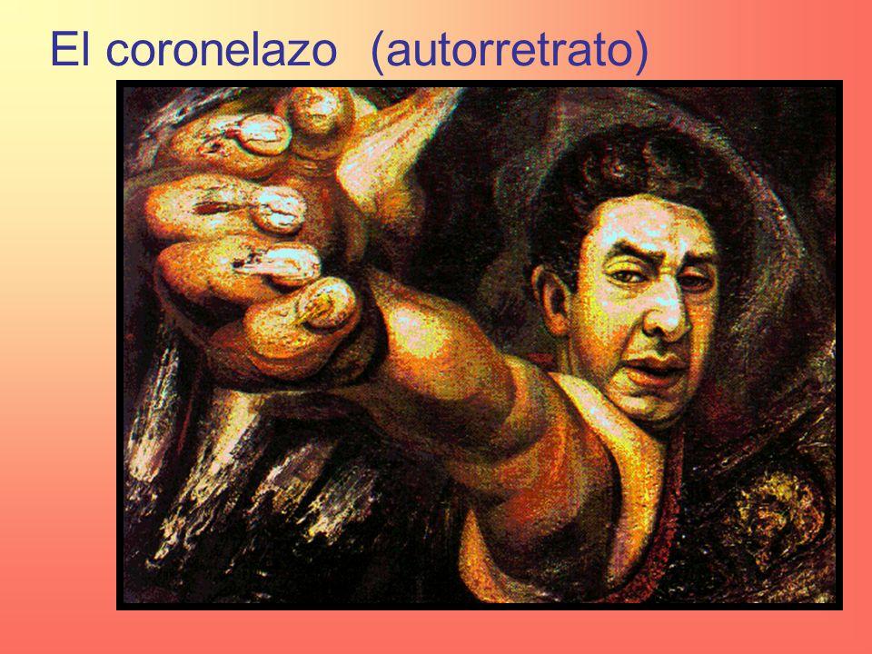 El coronelazo (autorretrato) 1945