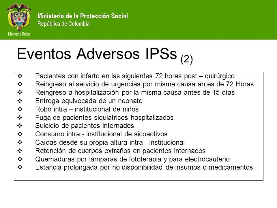 Eventos Adversos IPSs (2)