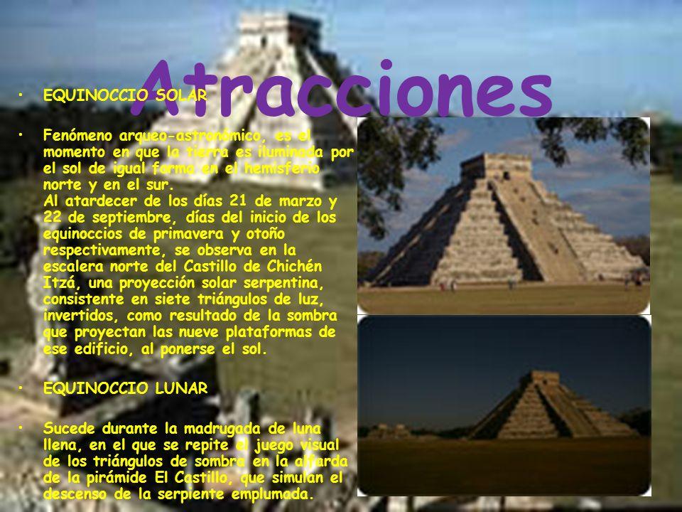 Atracciones EQUINOCCIO SOLAR