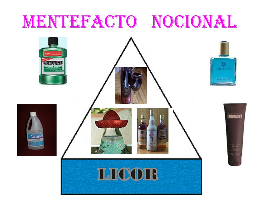 MENTEFACTO NOCIONAL