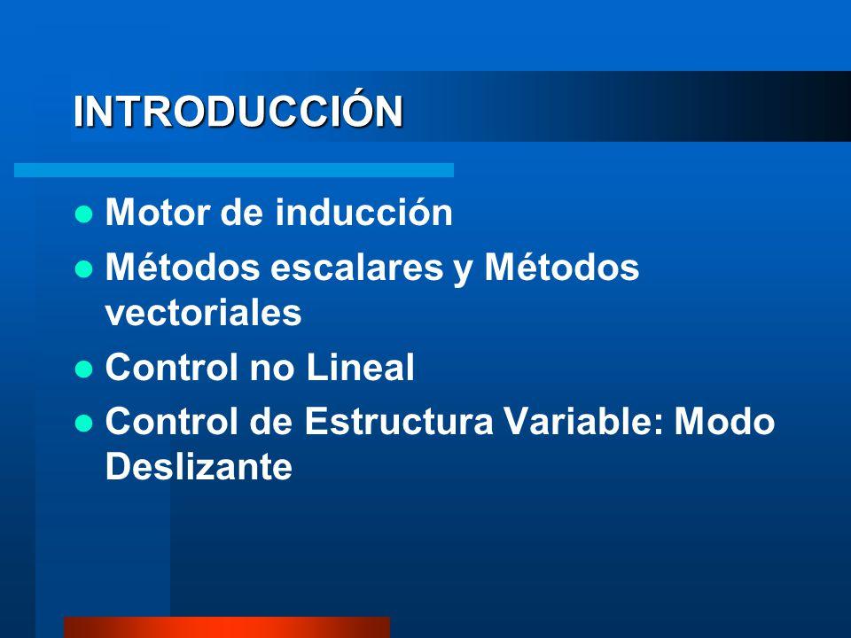 INTRODUCCIÓN Motor de inducción