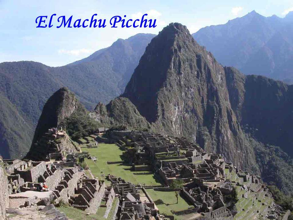 El Machu Picchu 5
