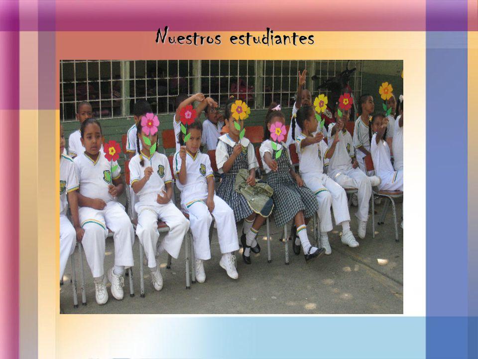 Nuestros estudiantes