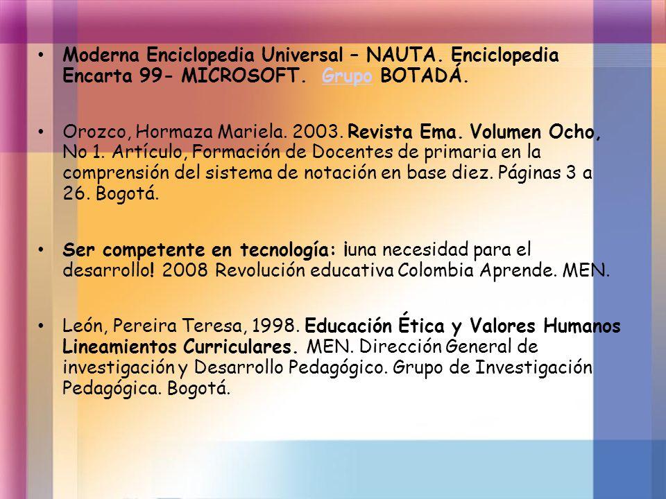 Moderna Enciclopedia Universal – NAUTA