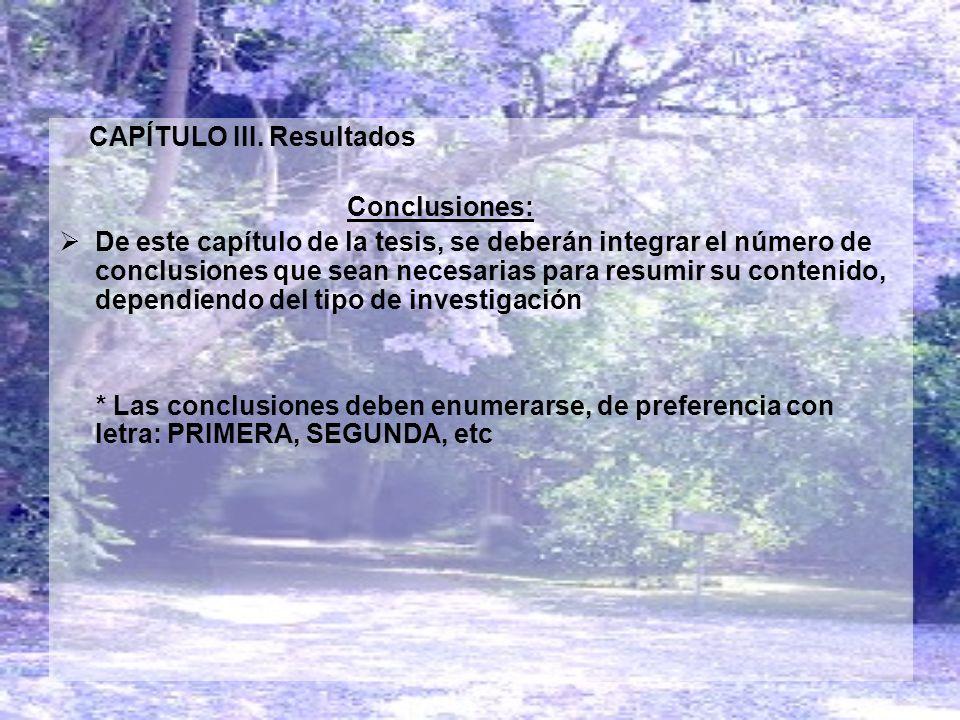 CAPÍTULO III. Resultados