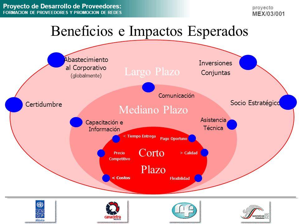 Beneficios e Impactos Esperados