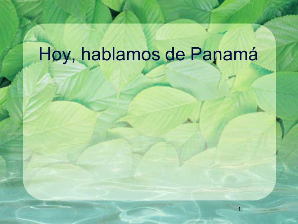 Hoy, hablamos de Panamá 1
