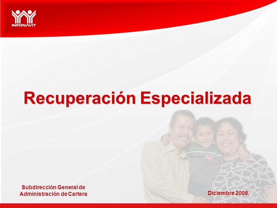 Recuperación Especializada