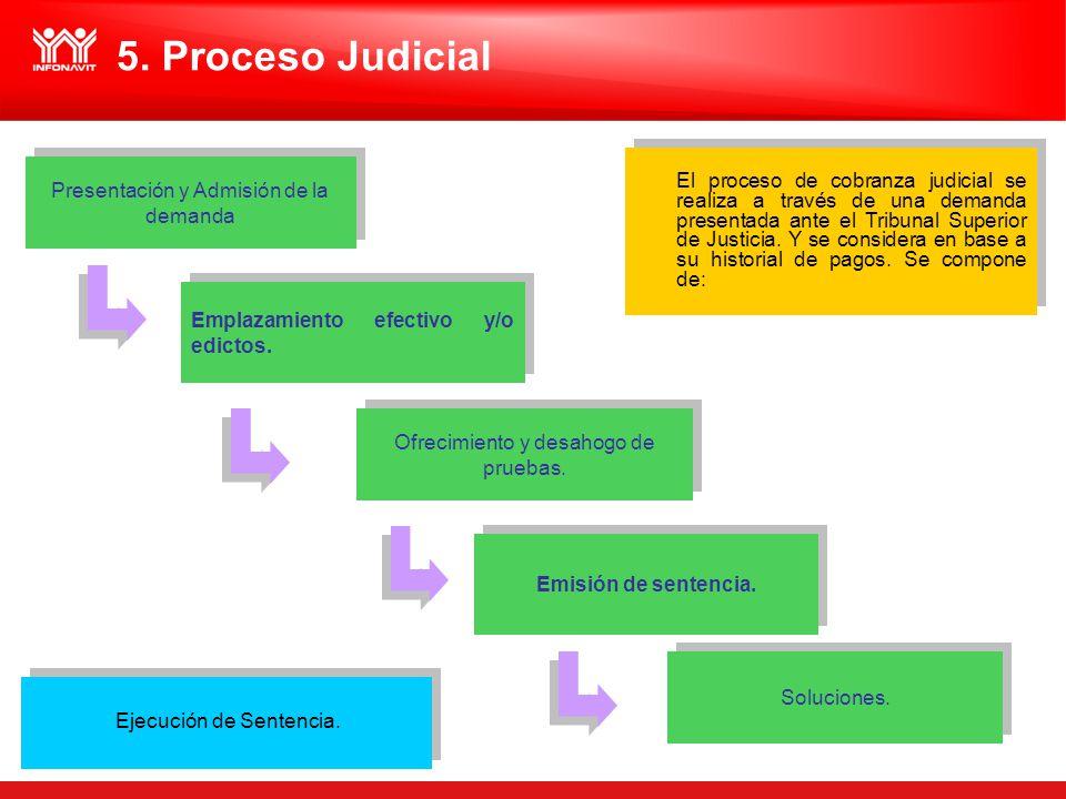 5. Proceso Judicial