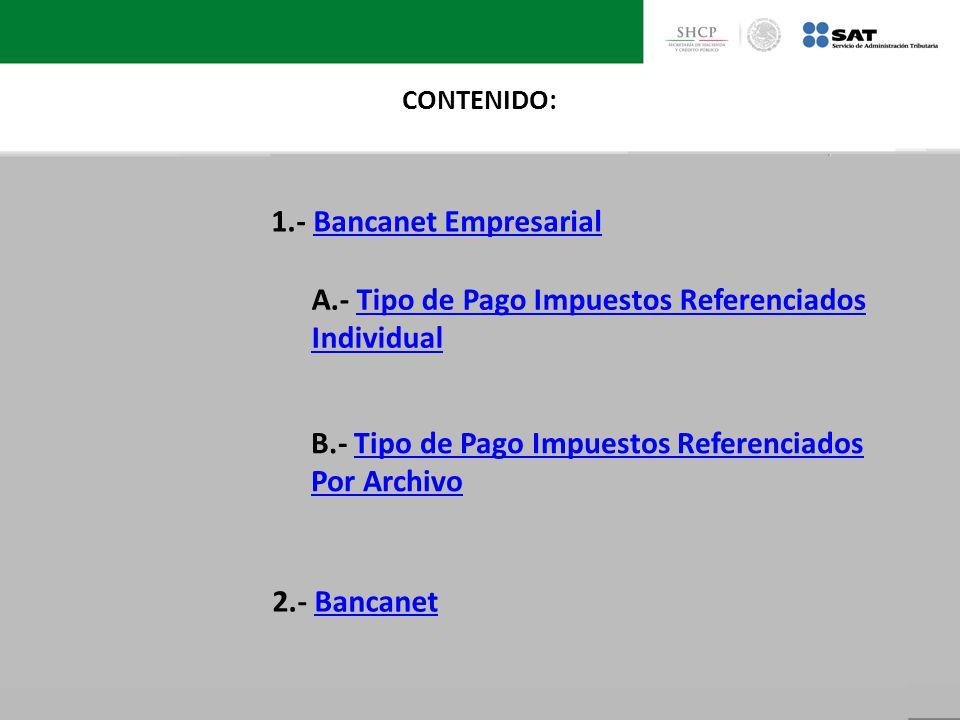 1.- Bancanet Empresarial